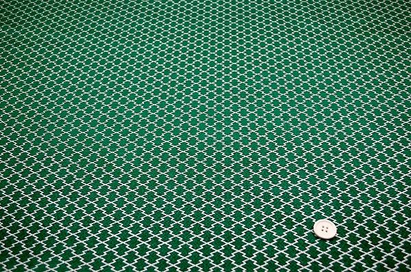 金彩ちりめん 巳年干支 へび手芸 緑地×銀彩 和風ちりめん生地 緑色(0644-14)