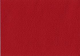 無地のレーヨンちりめん生地 縮緬生地 赤色・レッド(0669-46)