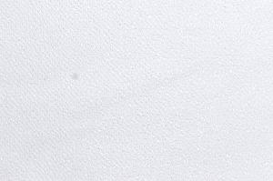 無地のレーヨンちりめん生地 縮緬生地 白色・ホワイト(0669-50)