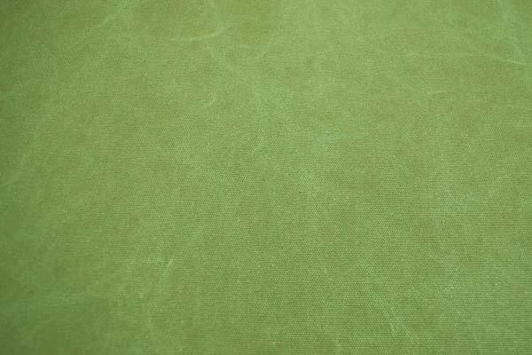 KINARI HOUSE 水洗い ヴィンテージ帆布 クラッシュ状のムラが入っています! アトモスグリーン