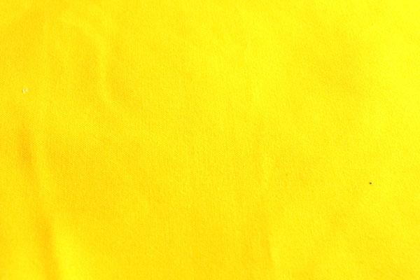 運動会やイベントなどに使える広い巾の布 228cm巾のオックスフォード 黄色・イエロー