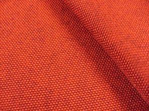 バッカス(酒袋) 帆布・酒袋布 和風の無地の生地(赤色・レッド)(0613-23)