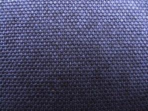 バッカス(酒袋) 帆布・酒袋布 和風の無地の生地(紺色・ネイビー)(0613-29)