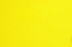 無地のレーヨンちりめん生地 縮緬生地 黄色・イエロー(0669-47)