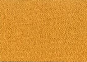 無地のレーヨンちりめん生地 縮緬生地 山吹色・オレンジ色(0669-48)