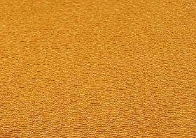 無地のレーヨンちりめん生地 縮緬生地 金茶色・からし色(0669-49)