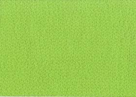 無地のレーヨンちりめん生地 縮緬生地 黄緑色・ライトグリーン(0669-53)