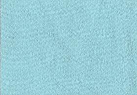 無地のレーヨンちりめん生地 縮緬生地 水色・ライトブルー(0669-61)