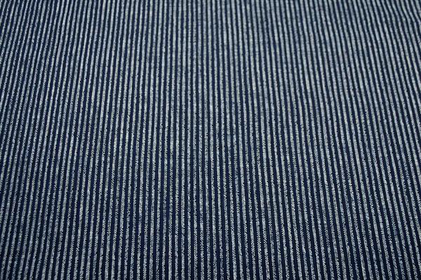 むら糸 和柄生地 和布 藍染風の伝統的な和風生地 縞