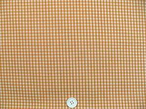 ギンガムチェック 3mm オレンジ(1105-66)