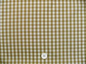 ギンガムチェック 6mm ベージュ(1105-77)