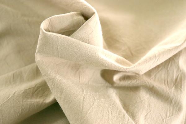 衣料にも手芸にも使える万能素材 シーチング ハンドワッシャー ライトベージュ