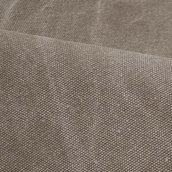 KINARI HOUSE 水洗い ヴィンテージ帆布 クラッシュ状のムラが入っています! ウォルナット・ブラウン
