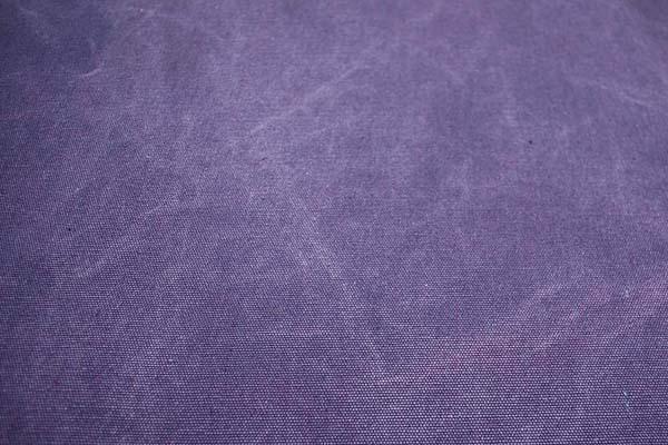 KINARI HOUSE 水洗い ヴィンテージ帆布 クラッシュ状のムラが入っています! アンティークモーブ(ムラサキ系)