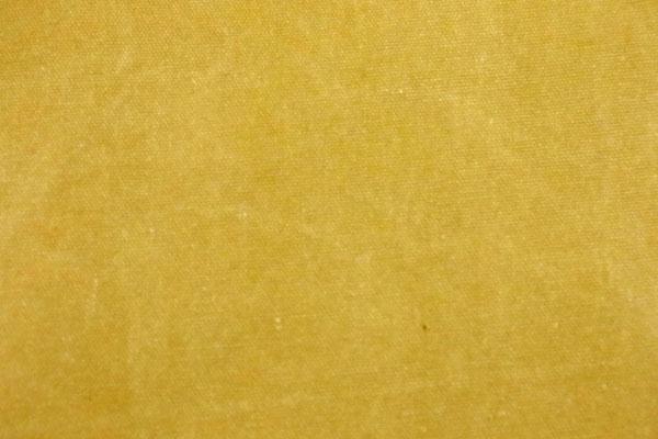 KINARI HOUSE 水洗い ヴィンテージ帆布 クラッシュ状のムラが入っています!マスタード
