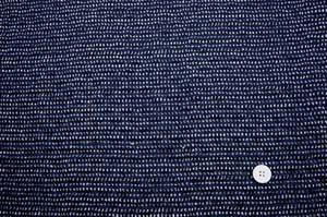 江戸ッ子オリジナル むら糸和柄のキルティング 小雪紋