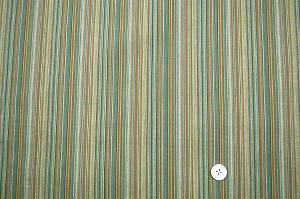 浴衣じんべいに最適な しじら織りストライプ生地 草色