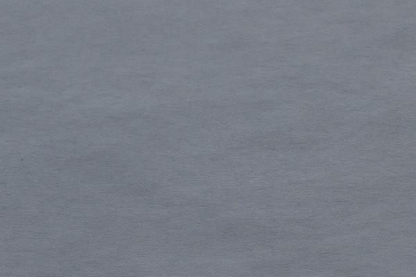エコバッグや雨具に最適な 弱撥水加工 150cm巾のナイロンタフタ グレー