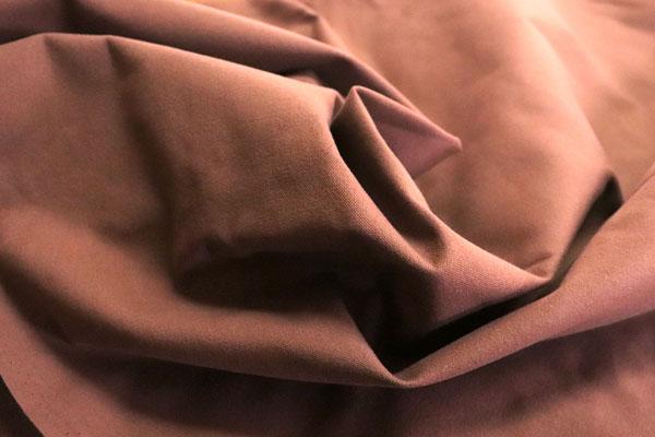 運動会やイベントなどに使える広い巾の布 228cm巾のオックスフォード チョコレート・茶色