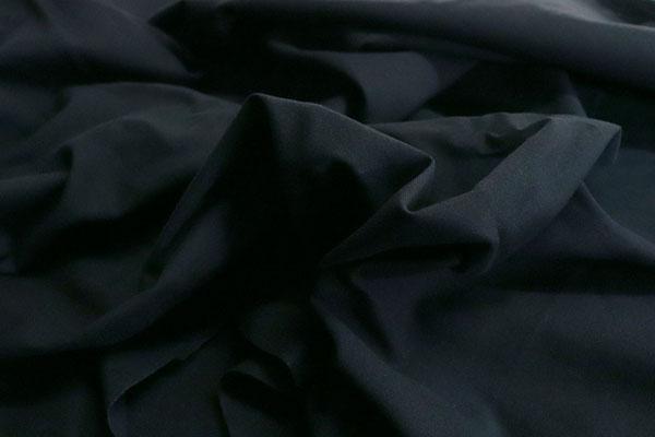 運動会やイベントなどに使える広い巾の布 228cm巾のオックスフォード 黒・ブラック