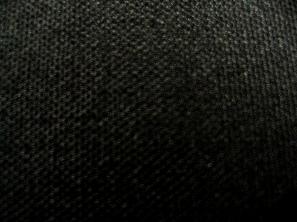 228cm巾 オックスフォード  垂れ幕用の布 イベント用の幅の広い布地 黒色 ブラック(2228-05)