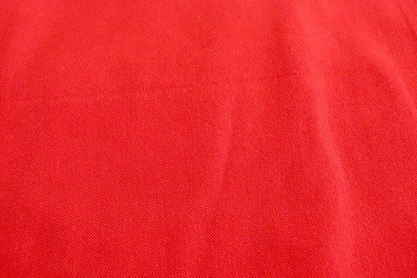 運動会やイベントなどに使える広い巾の布 228cm巾のオックスフォード 赤・レッド