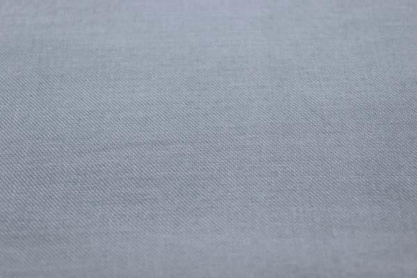 表綾織 裏平織の 60番手ダブルガーゼ グレー