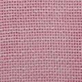 トリアセ麻混からみクロス服地 ピンク  《再値下げ》 (4137-65)