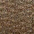 ウールツイード服地 茶色 【50cm販売】  (4139-61)