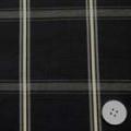 絹キュプラチェック服地 《お値打ち品》 (4140-59)