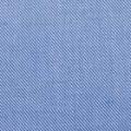 イタリア製綿麻綾織りシャンブレー服地 ブルー 【50cm販売】  (4141-19)
