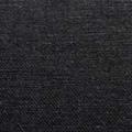 イタリア製綿麻綾織りシャンブレー服地 黒 【50cm販売】  (4141-21)