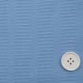 ドビージャガードはしごストライプ服地 ブルー (4142-61)