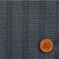 ドビージャガードはしごストライプ服地 鉄紺 (4142-63)