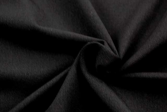 2WAYストレッチギャバ 黒 【お買得品】 (4143-16)