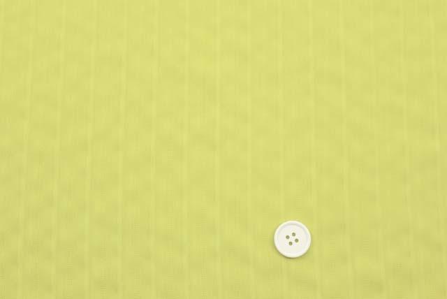 強撚からみボイルストライプ服地 黄色 《お値打ち》 (4146-27)