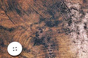 クラッシュ 箔 プリント(カッパー・銅色)