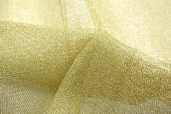 ラメチュール 白ベースのゴールド