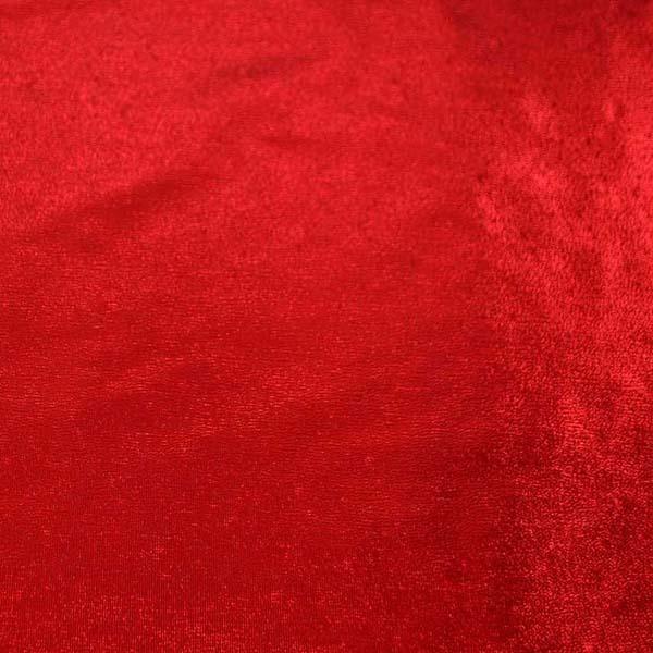 よさこいや衣装やディスプレイに最適な ラメ シャンブレー レッド(レッド糸×ブラック糸)