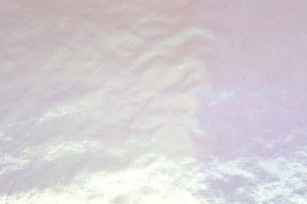 パールタイプのラメシャンブレー ベース色ホワイト