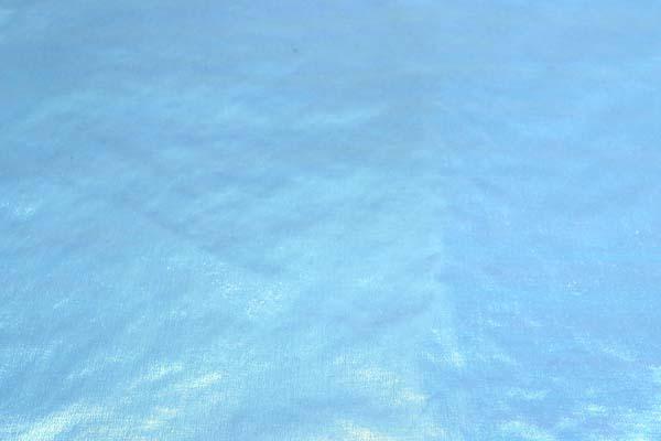 パールタイプのラメシャンブレー ベース色サックス