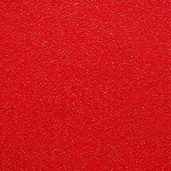 キラキラ 衣装に最適な生地 ラメ入りニット 赤