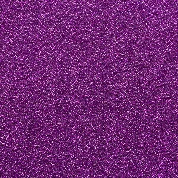 キラキラ 衣装に最適な生地 ラメ入りニット 紫