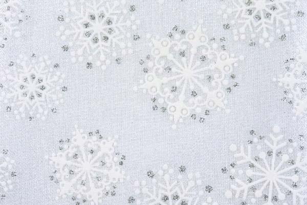 雪の結晶オーガンジーマスクキット 白