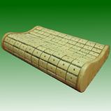竹炭入り穴あき 竹枕