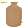 Danke(ダンケ)湯たんぽ フリース (ベージュ)DK6530BE