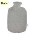 Danke(ダンケ)湯たんぽ フリース (グレー)DK6530GL