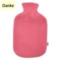 Danke(ダンケ)湯たんぽ フリース (ピンク)DK6530PK