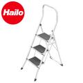 ハイロ (HAILO) 折りたたみ脚立 セーフティ 3段 (60013)