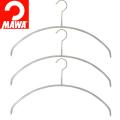 マワハンガー (MAWA) レディースライン40 ラメ・シルバー